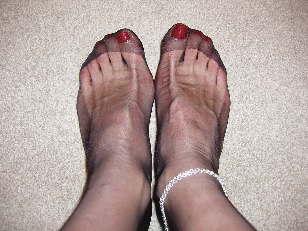 Crossdresser Foot Fetish
