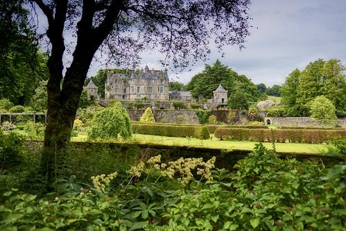 Torosay Castle, Schottland