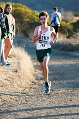 Gregor finishing (Malcolm Slaney) Tags: championship crosscountry xc crystalsprings 2015 scval