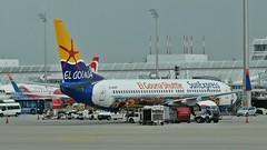 Airport München (Neuwieser) Tags: plane germany munich münchen airplane bayern bavaria airport tour aviation el emirates gouna shuttle airbus boeing flughafen muc flugzeug lufthansa b737 b737800 sunexpress 7378hxwl