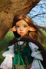 Tansy (Little little mouse) Tags: bjd dollfie tansy kayewiggs tanlaryssa marthaboersoutfit