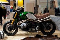 Salon de la moto 2015 (Nico.Y) Tags: moto bmw motorcycle caferacer 2015 salondelamoto r9t