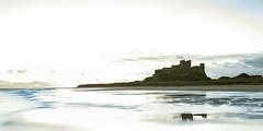 Bamburgh Castle (loftylion9) Tags: storm sunrise gales northumberland bamburgh holyisland lindisfarne stmarys blyth amble stmaryslighthouse dunstanburghcastle embleton coquetisland blythbeach lowhauxley bambirghcastle