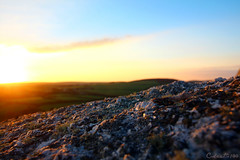 Sunset Rock Explored! (Coolcats100) Tags: uk light sunset england sky sun field rock canon landscape cornwall outdoor hill september explore 2015 explored canon650d coolcats100