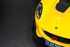Lotus Elise 220 Cup (Edwin Peek) Tags: holland cup netherlands car yellow race canon photography eos little lotus engine nederland sigma automotive 7d toyota epic racer sportscars supercars houten 220 roadracer vanderkooi epeek
