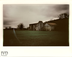 BacktoPolaroid#2 (JvD_Photographie) Tags: old art nature colors vintage germany landscape polaroid lomo lomography hessen instant vignette kloster waldeck nicepic schaaken instantwide