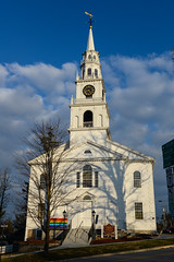 Congregational Church, Middlebury, Vermont (Blake Gumprecht) Tags: vermont middlebury congregationalchurch