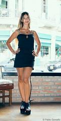 _DSC0099 (Pablo Gorosito) Tags: fashion 35mm model nikon dress gente models moda makeup personas desfile pasarela chicas runaway nikkor fashionshow ropa vestido indumentaria d5300