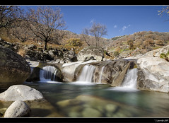 Garganta de Chilla (Pogdorica) Tags: agua seda arroyo cascada madrigal garganta chilla elraso filtrond