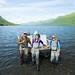Bear/Salmon research crew