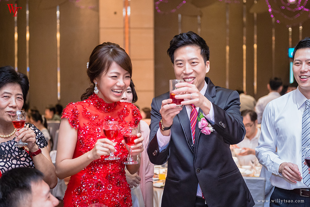 台北,大直典華旗艦店,海外婚攝,婚禮紀錄,果軒攝影工作室,婚紗,WT,婚攝