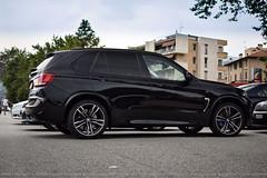 BMW X5M F85.