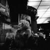 Street scenes (danieltim.net) Tags: nightphotography candid snapshot streetphotography dark nightly lighting streetlightss citylights urban finland helsinki blackandwhite film 120mm 6x6 rolleiflex k4b mxevs squareformat kodak tmax selfdeveloped pushprocessing
