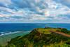 知念岬 (Mori.Kei) Tags: 沖縄 okinawa 知念岬 ocean blue 雲 cloud 橋 bridge 海 緑 green 南国 nikon d810