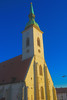St Martin's Cathedral. Old Town, Bratislava, Slovakia (DXCMC2) Tags: outdoor bratislava slovakia old town staré mesto capitalofslovakia nikon d60 dslr nikkor 1855mm