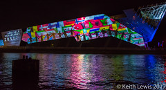 Made in Hull # 2  The Deep (keithhull) Tags: hull hullcityofculture2017 hull2017 thedeep riverhumber riverhull instillation madeinhull terrydunn nightshot explore