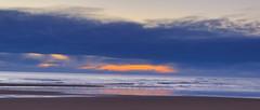 Pastel morning (Keith (foggybummer)) Tags: northsea sunrise beach coastal pastel reflection sand sea