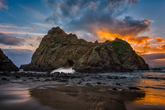 Pfeiffer Beach, Big Sur, CA (Phong Trinh) Tags: pfeifferbeach bigsur californiacoast keyholearch keyholerock