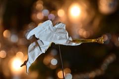 Kerst engeltje (paulvanpoppelen) Tags: origami angel cherub herman paulvanpoppelen paul christmas hermanvangoubergen