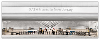 PATH trains to New Jersey