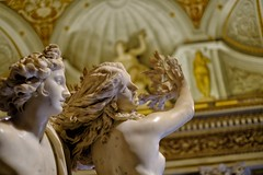 Apollo and Daphne #1 (A. Nothstine) Tags: rome italy urban city borghese autumn bernini art statue sculpture museo museum