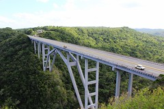 The Bridge of Bacunayagua (jmaxtours) Tags: thebridgeofbacunayagua cuba 1959 archbridge bridge