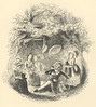 The Young Ladies Young Gentleman (Rescued by Rover) Tags: phiz illustration sketches boz charles dickens 19 century victorian vintage london characters types costume dress hat