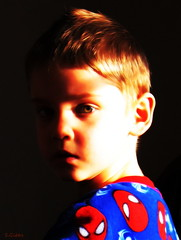lucas (gshaun12) Tags: son portrait art face boy upclose uk