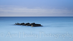 Submerged (AHPFineArt) Tags: fineartphotography unitedkingdom gb seascapes water westsussex
