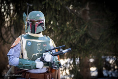 IMG_2049 (Johnny Applesauce) Tags: boba fett esb empire strikes back cosplay 501 501st snow costume kit mandalorian