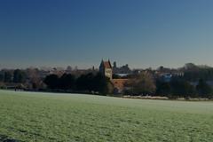 Ospringe Church in the early morning sunlight (favmark1) Tags: ospringe faversham kent ospringechurch 365 365challenge day20 2017 winter dawn