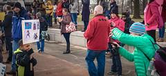 2017.01.29 Oppose Betsy DeVos Protest, Washington, DC USA 00234