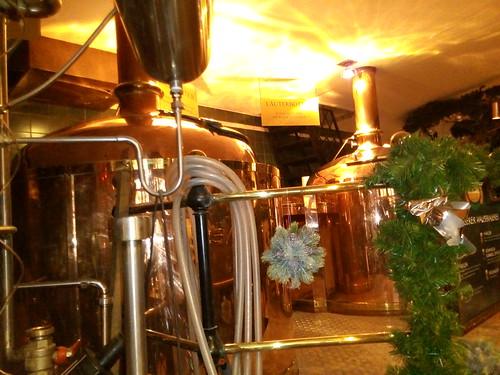 Salm Brau cervejaria de Viena