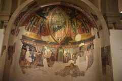 Ábside de Estaon (esta_ahi) Tags: mnac barcelona ábside absis estaon santaeulàliadeestaon valldecardós pallarssobirà lleida lérida estaón spain españa испания románico romànic romanesque pintura