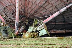 RAF Stenigot, Lincolnshire (Isabella Lily Photography) Tags: stenigot raf radar urbex urbexing outdoors