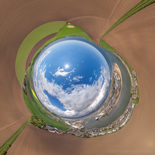 Ferryden - Montrose inverted planet