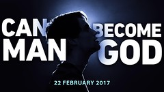 Video: Can Man Become God?   By HH Younus AlGohar (Mehdi/Messiah Foundation International) Tags: labelsapostesy delegation divine enlightenment followers god guide islam judaism light noor physical religion shirk sons soul spirit spirituality