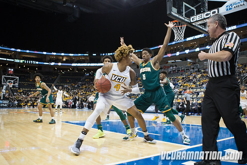 VCU vs. GMU (A-10 Quarterfinal)