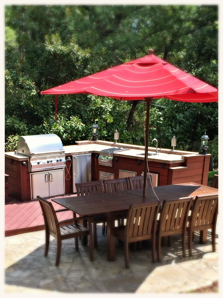 Custom Fire Magic Outdoor Kitchen, Signal Mtn. Tn.