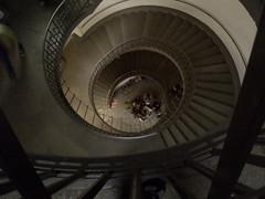 going down (eva) Tags: stairs hamburg round uebel uebelundgefhrlich