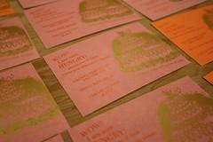 Wedding Invite Progress (kate*) Tags: wedding gocco invitation invite