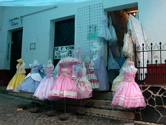 Wedding shop (ashabot) Tags: wedding mexico bride cities taxco