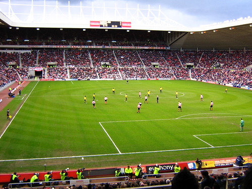 Stadium of Light | Flickr - Photo Sharing!