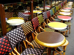chairs (Yersinia) Tags: paris france public europe eu safe elsewhere faved top50 ccnc cafechairs photographical yersinia parismay2006 casioexz110 guessnot parispool christmasmm mmsandysfaves nygfrance