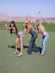 Desert Duffers (skylarneil) Tags: charity golf tournament motleycrue vinceneil