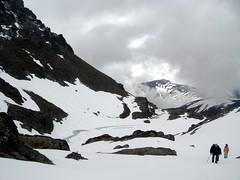 hiking up Gjeravica (kosova cajun) Tags: lake snow clouds landscape hiking alpine kosova kosovo liqen kosov peisazh gjeravica bjeshktenemuna majaegjeravics alpetshqiptare