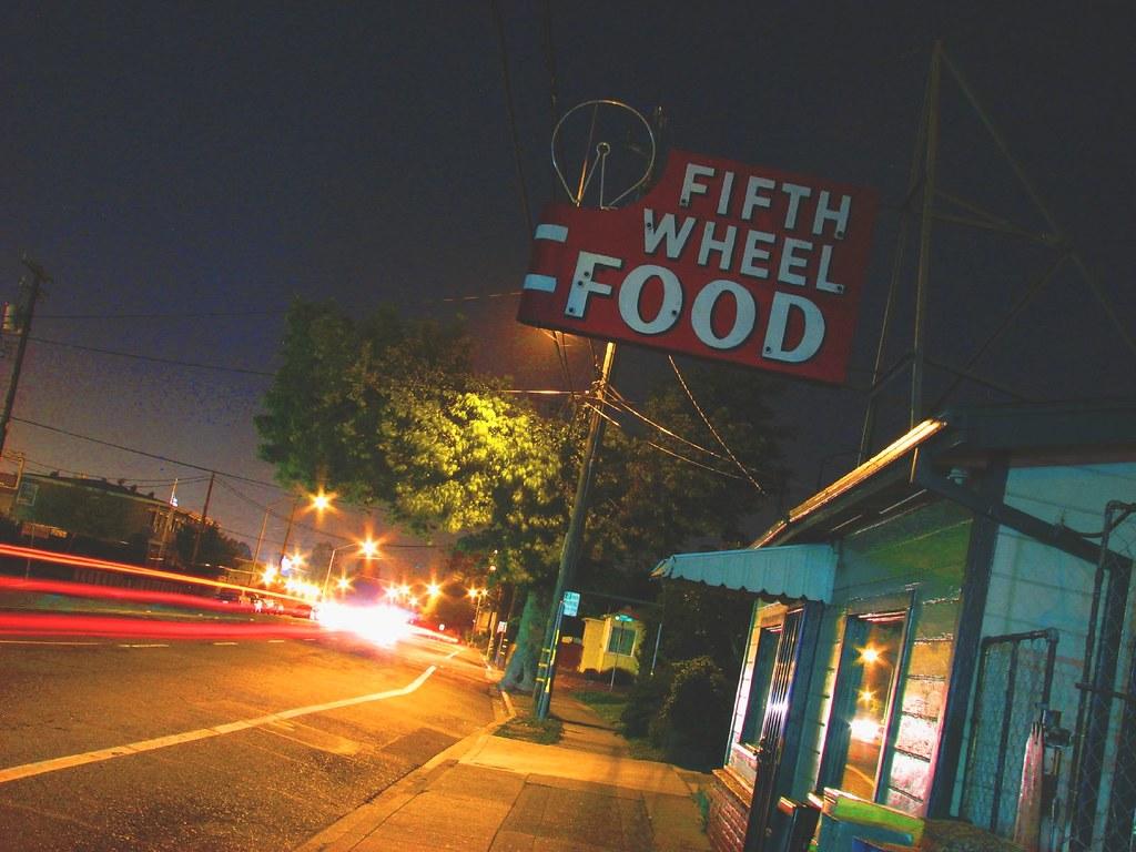 fifth wheel food