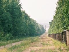 Towards the border near Khabarovsk