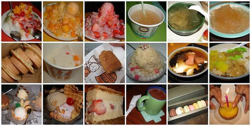 Favorite Desserts in Taipei
