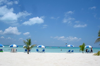 Beach on Isla Mujeres